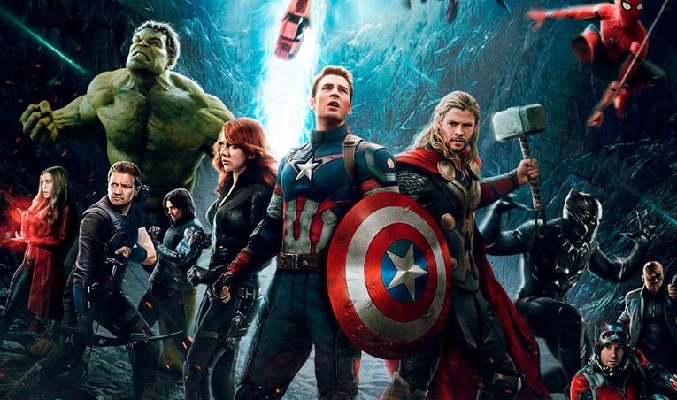Los Vengadores: el equipo escapista perfecto