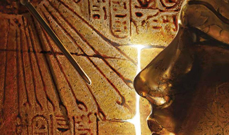 Cronoreseña: Exit the game, La tumba del faraón