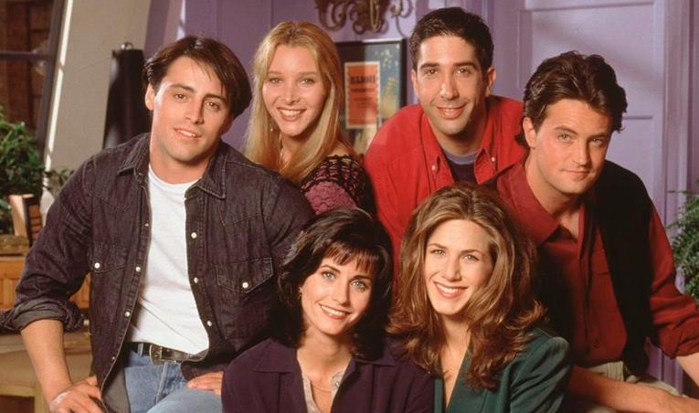 ¿Qué personaje de Friends es tu colega escapista?