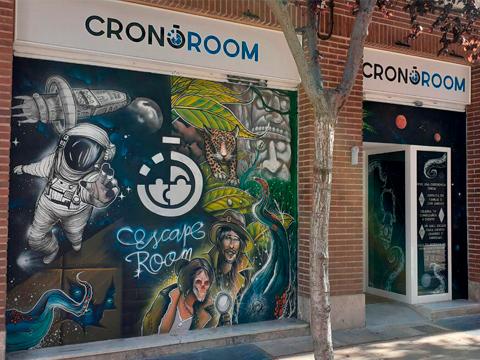 Cronoroom local