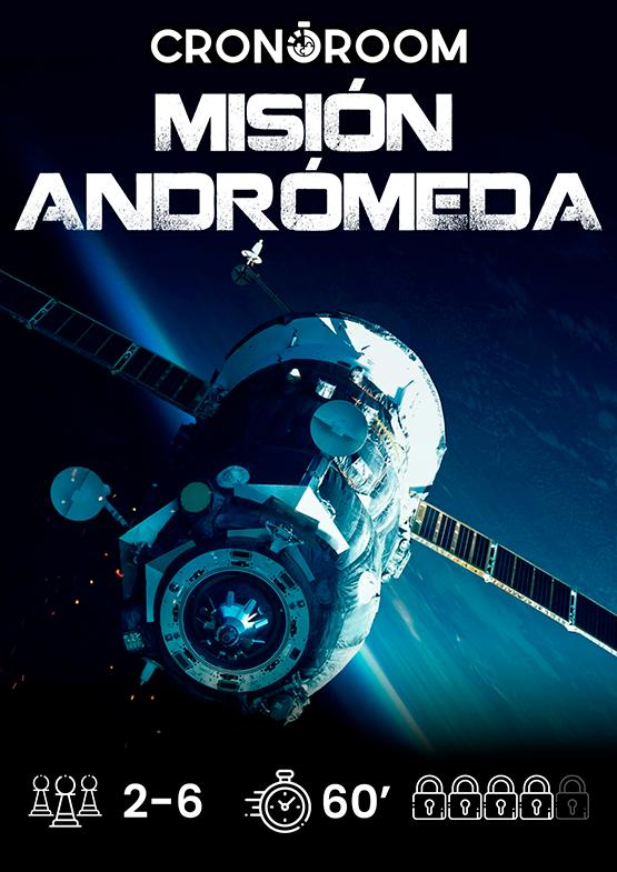 Misión Andrómeda