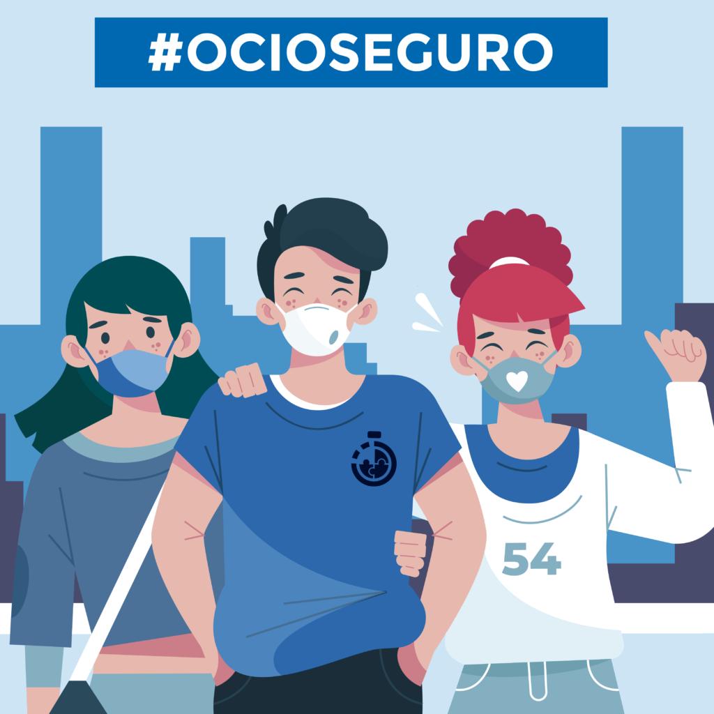 #ocioseguro